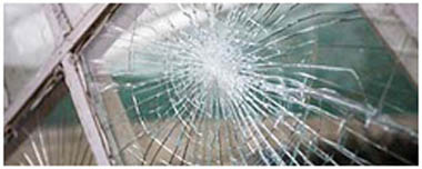 Golders Green Smashed Glass